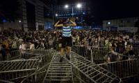 Keadaan di Hong Kong Diperhatikan Obama