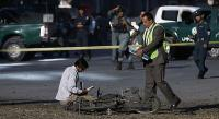 Afghanistan Kembali Diserang Bom Bunuh Diri