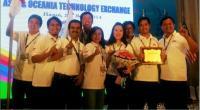 Tim <i>Engineer</i> AHM Sabet Juara Inovasi Teknologi
