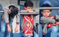 Cristiano Ronaldo Jr <i>Bete</i> Lihat Pertandingan Ronaldo dan Portugal