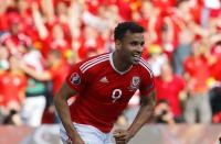 Robson-Kanu <i>Man of the Match</i> Wales vs Belgia