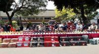 BUSINESS HITS: Aksi Sri Mulyani Bongkar 5 Kontainer Minuman Alkohol Selundupan