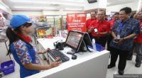Biaya <i>Top Up E-Money</i> Kena Rp1.500 dan Gratis, Indomaret: Kami Ikuti