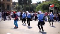Viral! Video Mahasiswi Berhijab Menari Zumba di Tempat Umum Jadi Pro-Kontra