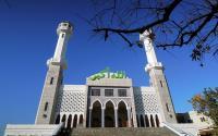 OKEZONE WEEK-END: Jelajahi Seoul Central Mosque, Masjid Megah di Korea Selatan yang Tidak Pernah Sepi Jamaah