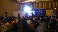 Patah Kaki Tak Hentikan Semangat Raya Silaban Ikut Big Audition Indonesian Idol di Medan