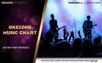 OKEZONE MUSIC CHART  Akad Berjaya, Geisha Gantikan Posisi Armada