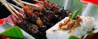 RESEP NENEK: Bukan dengan Saus Kacang atau Kecap, Sate Maranggi Dimakan dengan Sambal Oncom Loh! Coba Buat Yuk!