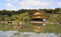 Kuil Berlapis Emas Bersejarah di Kyoto yang Menyimpan Patung Rahasia