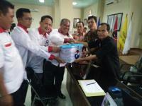 Setor 3.017 Kartu Anggota ke KPU, Perindo Kabupaten Tangerang Optimis Lolos Verifikasi Faktual