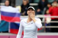 Sabet Gelar Perdana Pasca-Hukuman, Maria Sharapova: Juara di Tianjin Open 2017 Sangat Spesial