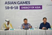 Tak Ada Perubahan, OCA Pastikan 462 Nomor Pertandingan di Asian Games 2018