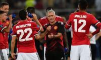 SOCCER TIME: 5 Hal di Manchester United Ini Diperbaiki Jose Mourinho, Nomor 1 <i>Bikin</i> Setan Merah Padu