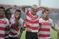 Main di Markas Persib Bandung, Madura United Tanpa Dane Milovanovic