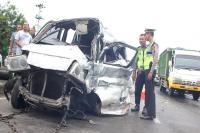 Tragis! Kecelakaan Maut di Pantura Karangayu Kendal, 3 Tewas dan 5 Kritis