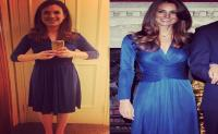 VIRAL! Wanita Ini Tiru Gaya Kate Middleton dengan Pakaian Berharga Murah