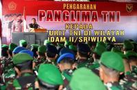 Panglima TNI Tegaskan TNI-Polri Tetap Solid Wujudkan Stabilitas Politik demi NKRI