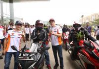 Sirkuit Jakabaring Rampung 2018, Marc Marquez Harapkan Indonesia Jadi Tuan Rumah MotoGP