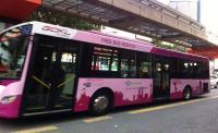 BACKPACKER DIARY: Serunya Keliling Kuala Lumpur dengan Bus Gratis untuk Turis