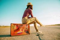<i>Travelling</i> Sendiri ke Luar Negeri, Ini 5 Tips Terhindar dari Pencopet! Salin Paspor Jadi Hal Wajib