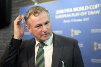 Bertemu Swiss di <i>Playoff</i> Piala Dunia 2018, Michael O'Neill: Irlandia Utara Layak untuk Lolos