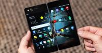 Salip Samsung, Produsen Ini Bikin Smartphone Berlayar Lipat Ganda, Inikah Wujudnya?