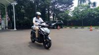 Ramah Lingkungan, Presiden Jokowi Dukung Kendaraan Listrik Garapan Anak Bangsa