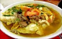 RESEP NENEK: Sarapan Hangat dengan Bubur Ayam Samarinda atau Bubur Ayam Bandung