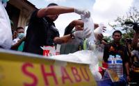 <i>Wow</i>! BNN Musnahkan 520 Kg Ganja, 191 Kg Sabu dan 43 Ribu Butir Ekstasi di Medan