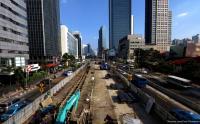 Keren! Proyek MRT Percepat Hunian Dekat Stasiun Kereta