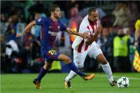 Barcelona Menang 3-1 atas Olympiakos, Sergi Roberto Mengaku Sempat Kesulitan