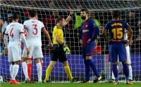 Tanggapi <i>Handsball</i> Pique, Valverde: Itu Hanya Insting