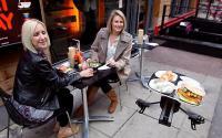 Keren! Restoran Cepat Saji Ini Gunakan Drone untuk Antar Burrito ke Konsumen