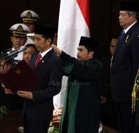 Hari Ini Tepat 3 Tahun Lalu, Jokowi Resmi Dilantik Jadi Presiden RI