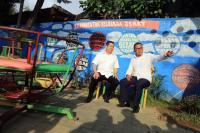 Lewat Pembangunan 'Dua Sayap', Danny Pomanto Wujudkan Makassar Jadi Kota Bergelimang Prestasi