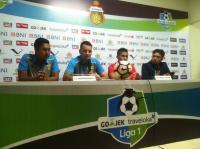 Usai Kalah 0-2 dari PSM Makassar, Simon: Bhayangkara FC Tak Pikirkan Gelar Juara Liga 1 2017