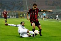 Mendominasi Penguasaan Bola, Milan Hanya Mampu Bermain 0-0 dengan AEK Athens di Babak Pertama