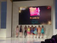 Lenny Agustin Sajikan Koleksi <i>Girly with Colorfull</i> di Jakarta Fashion Week 2018