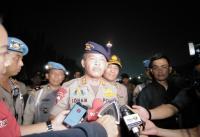 Buntut Demo di Dekat Istana, Polisi Amankan Sembilan Mahasiswa