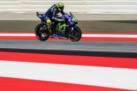Takut Lintasan Hujan, Valentino Rossi Harapkan Cuaca yang Baik di MotoGP Australia