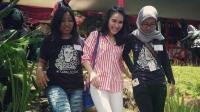 VIDEO: Jaga Hubungan Akrab, Ayu Ting Ting Hadiri Hari Jadi Ke-6 Fans Club