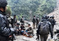 Dor! Anggota Brimob Tewas Ditembak Kelompok Bersenjata di Tembagapura