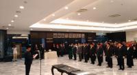 Lantik 23 Pejabat di Kementerian ESDM, Menteri Jonan: Fokus Kerja Jangan Mikirin Politik!