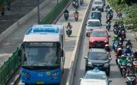 Ada Pengalihan Rute Transjakarta, Dishub DKI Terjunkan 222 Personel untuk Urai Kemacetan