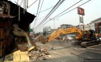 Sisa 3 Rumah Warga di Jalur MRT, Pemkot Jaksel: Jika Bersikukuh Tak Mau Dibongkar, Kami Kirim SP 3
