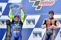 <i>Comeback</i> ke Yamaha pada 2013, Valentino Rossi Miliki Catatan Impresif di MotoGP Australia