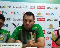 Bhayangkara FC Takluk di 2 Laga Beruntun, Simon: Kami Wajib Kalahkan Persela!