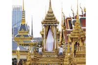 Fantastis! Kremasi Raja Bhumibol Thailand Habiskan Biaya Rp1,2 Triliun