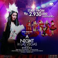 A Night in Las Vegas New Year Eve's 2018 di Royal Safari Garden