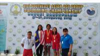 Hari Ke-2 SEA Age Group 2017, Renang Indonesia Tambah 5 Emas
